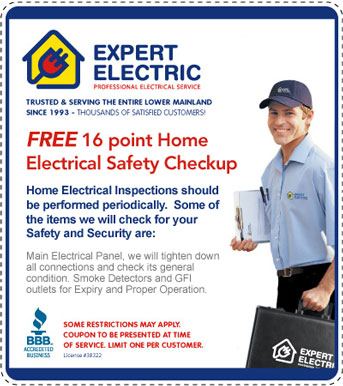 electrical repairs in langley
