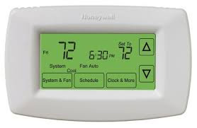 Progamable-thermostat