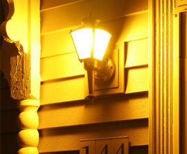 Outdoor Electrical Lighting