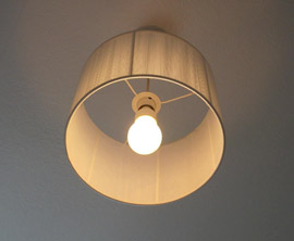 Indoor Electric Light Fixture