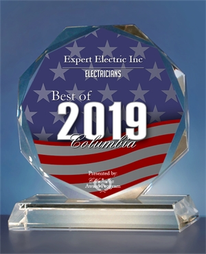 Award 2019 - Expert Electric